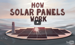 video paneles solares ted ed